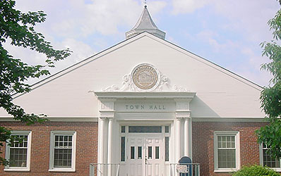 Lynnfield town hall photo